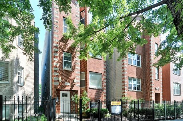 1822 W Ellen Street #1, Chicago, IL 60622 (MLS #09696565) :: Property Consultants Realty