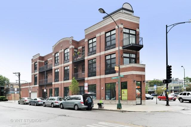 2089 W Wabansia Avenue #209, Chicago, IL 60647 (MLS #09696734) :: Property Consultants Realty