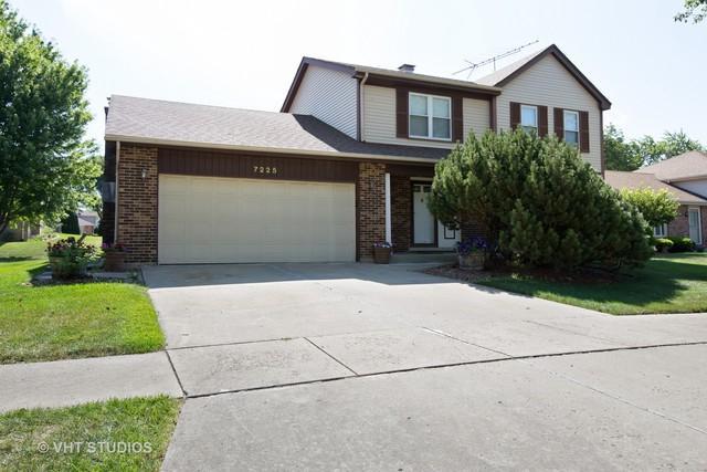 7225 Bateman Street, Downers Grove, IL 60516 (MLS #09698555) :: The Wexler Group at Keller Williams Preferred Realty