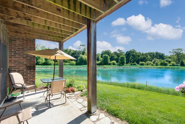29W371 Emerald Green Drive B, Warrenville, IL 60555 (MLS #09698653) :: Ani Real Estate