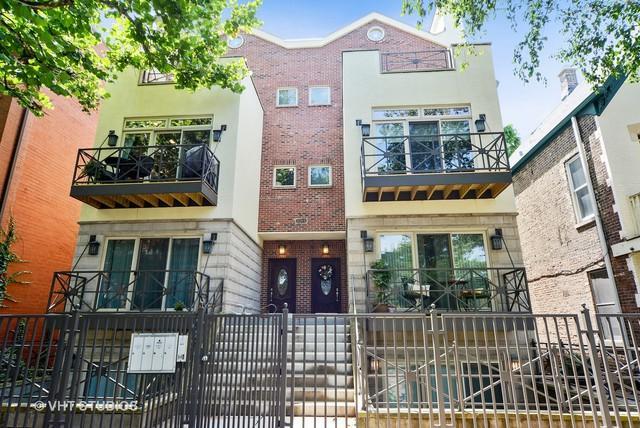 2029 W Saint Paul Avenue 2E, Chicago, IL 60647 (MLS #09700683) :: The Perotti Group