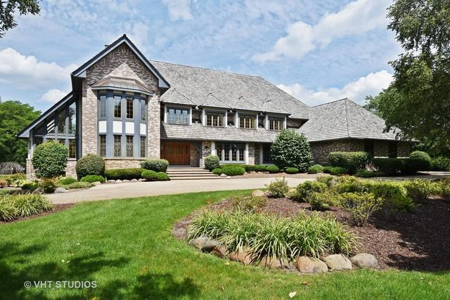45 Pentwater Drive, South Barrington, IL 60010 (MLS #09709291) :: The Jacobs Group