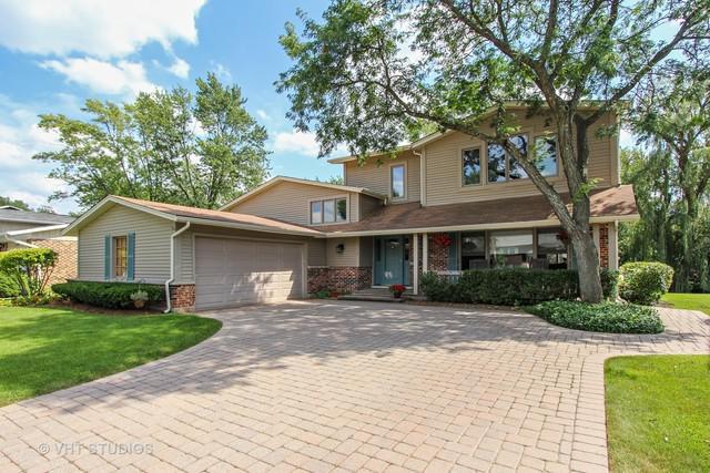 519 W Burr Oak Drive, Arlington Heights, IL 60004 (MLS #09723046) :: The Schwabe Group