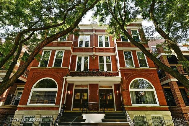 2734 N Seminary Avenue 2B, Chicago, IL 60614 (MLS #09724283) :: The Perotti Group