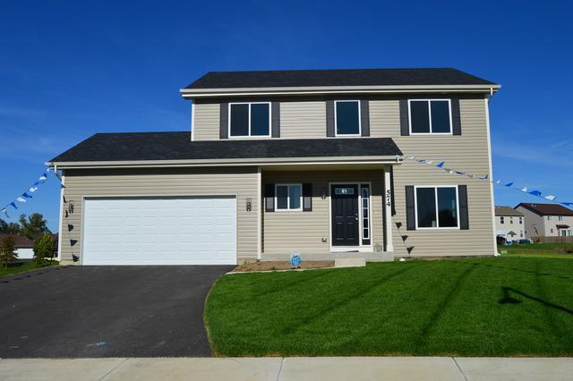 Lot 4 Camellia Avenue, Aurora, IL 60505 (MLS #09724311) :: Lewke Partners