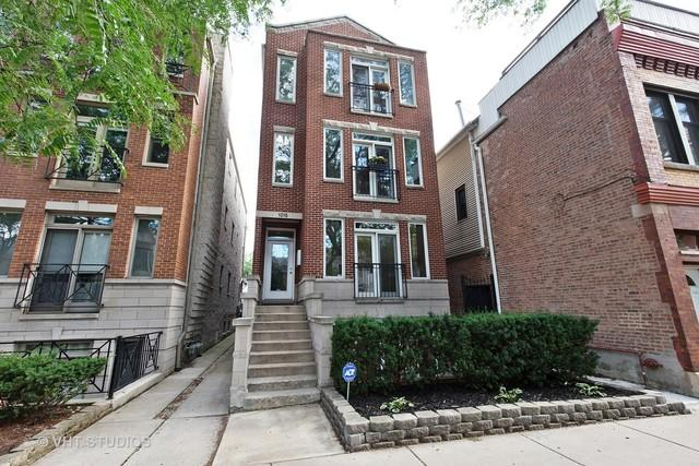 1016 W George Street #2, Chicago, IL 60657 (MLS #09724339) :: The Perotti Group
