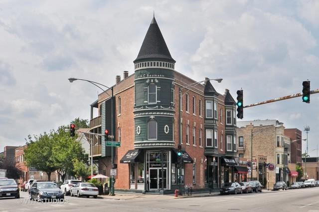 2204 N Clybourn Avenue #3, Chicago, IL 60614 (MLS #09724804) :: The Perotti Group