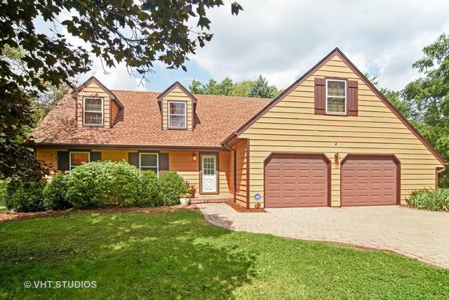 20964 W Long Grove Road, Kildeer, IL 60047 (MLS #09728014) :: Helen Oliveri Real Estate