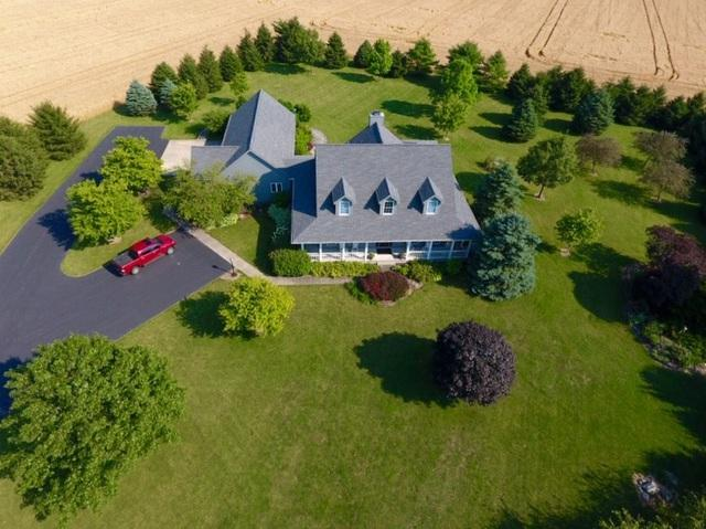 2761 CR 1100 North, HOMER, IL 61849 (MLS #09729683) :: Littlefield Group