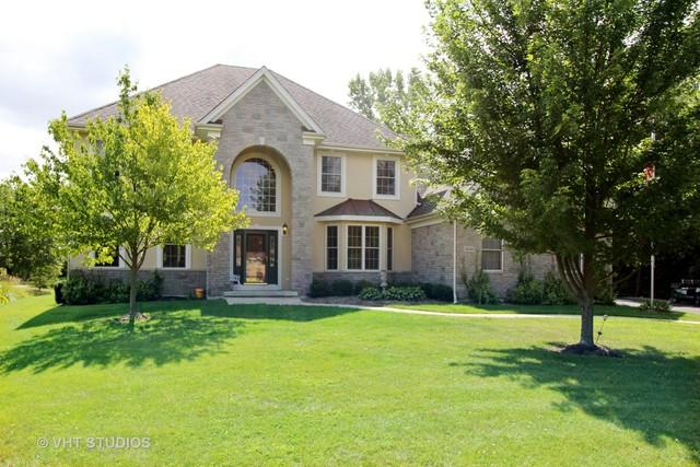 26395 N Longmeadow Drive, Mundelein, IL 60060 (MLS #09734980) :: The Jacobs Group