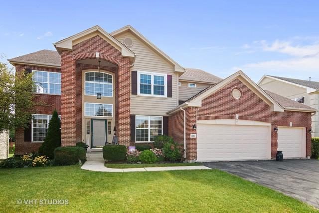 1741 Saint Andrew Drive, Vernon Hills, IL 60061 (MLS #09747024) :: Helen Oliveri Real Estate