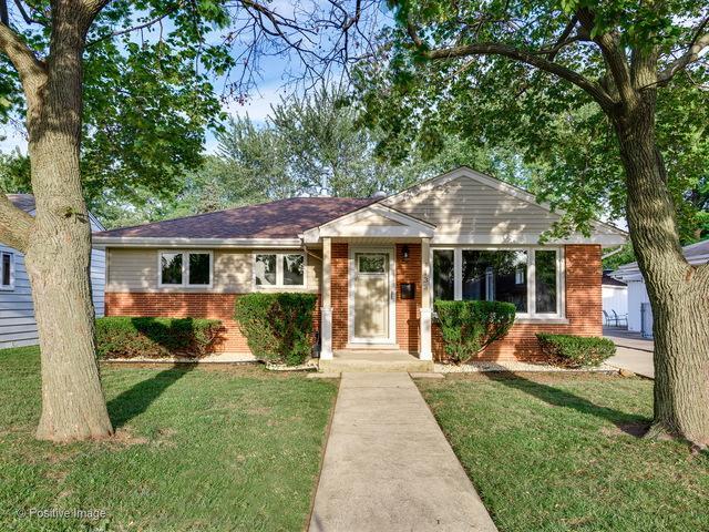 4133 Oak Avenue, Brookfield, IL 60513 (MLS #09748867) :: Property Consultants Realty