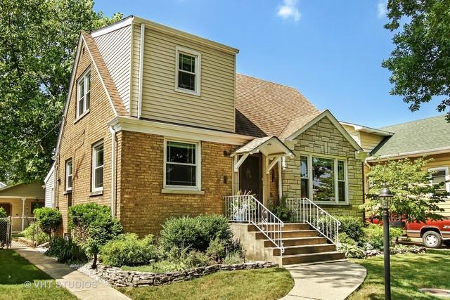 2516 Burr Oak Avenue, North Riverside, IL 60546 (MLS #09751964) :: Domain Realty