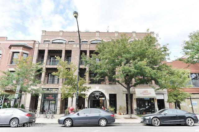 2136 W Division Street #3, Chicago, IL 60622 (MLS #09752282) :: Domain Realty