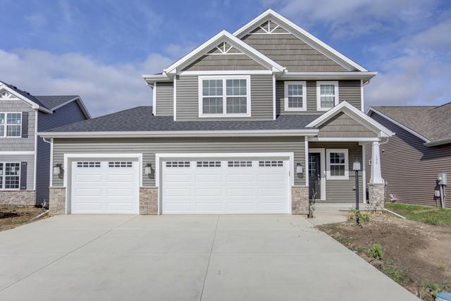 106 Cattail Avenue, Savoy, IL 61874 (MLS #09752388) :: Ryan Dallas Real Estate