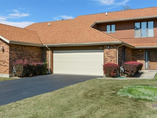3045 Candlewood Court, Flossmoor, IL 60422 (MLS #09753683) :: The Wexler Group at Keller Williams Preferred Realty