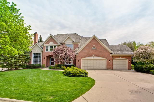 933 Lakewood Court, Barrington, IL 60010 (MLS #09755824) :: Domain Realty