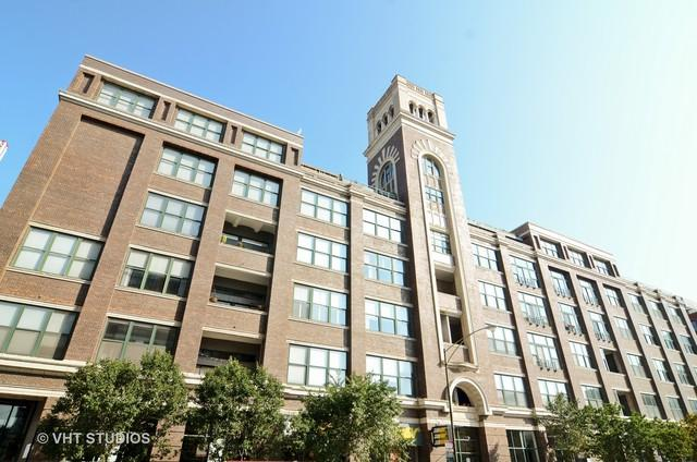 1000 W Washington Boulevard #541, Chicago, IL 60607 (MLS #09757030) :: Property Consultants Realty