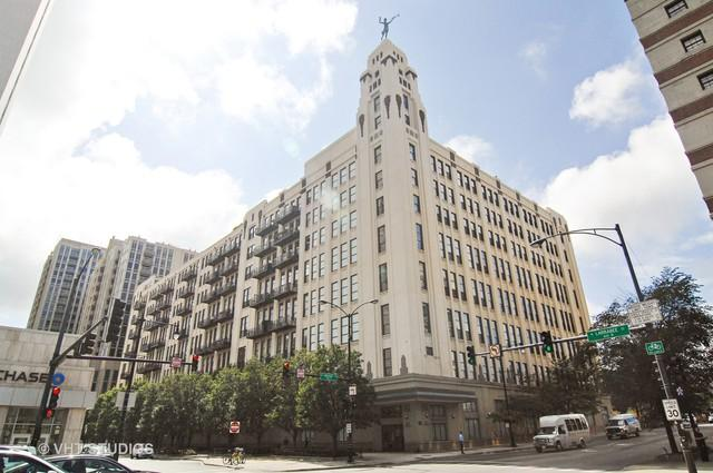 758 N Larrabee Street #401, Chicago, IL 60654 (MLS #09757058) :: Property Consultants Realty