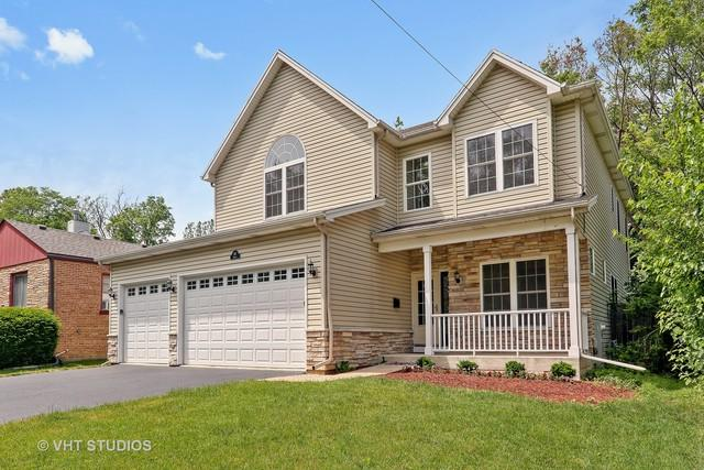 917 E Indiana Street, Wheaton, IL 60187 (MLS #09757393) :: The Wexler Group at Keller Williams Preferred Realty
