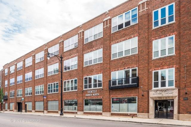 1725 W North Avenue #306, Chicago, IL 60622 (MLS #09757621) :: Domain Realty