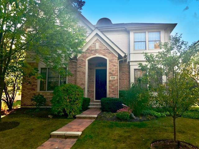 1736 Fielding Drive, Glenview, IL 60026 (MLS #09757768) :: Helen Oliveri Real Estate