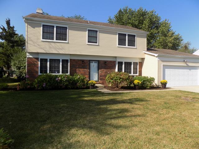 749 Penny Lane, Buffalo Grove, IL 60089 (MLS #09758927) :: Helen Oliveri Real Estate