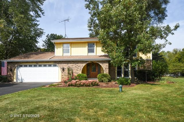 556 W Welch Circle, Lake Barrington, IL 60010 (MLS #09759251) :: Helen Oliveri Real Estate