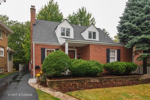 398 Audubon Road, Riverside, IL 60546 (MLS #09772776) :: The Wexler Group at Keller Williams Preferred Realty