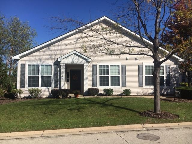 636 S Cadillac Circle, Romeoville, IL 60446 (MLS #09774842) :: Angie Faron with RE/MAX Ultimate Professionals