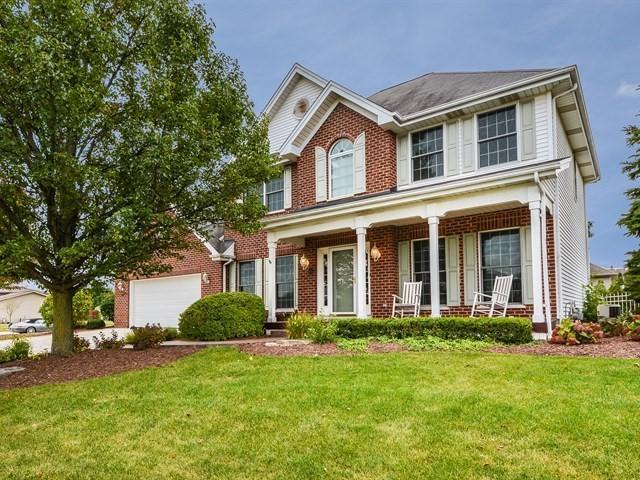 7901 Harvest Drive, Frankfort, IL 60423 (MLS #09776704) :: Baz Realty Network | Keller Williams Preferred Realty