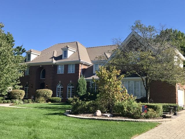 1 Navajo Court, Burr Ridge, IL 60527 (MLS #09778670) :: The Wexler Group at Keller Williams Preferred Realty