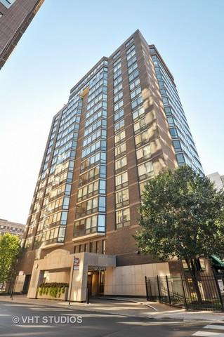 21 W Goethe Street 18F, Chicago, IL 60610 (MLS #09779262) :: Property Consultants Realty