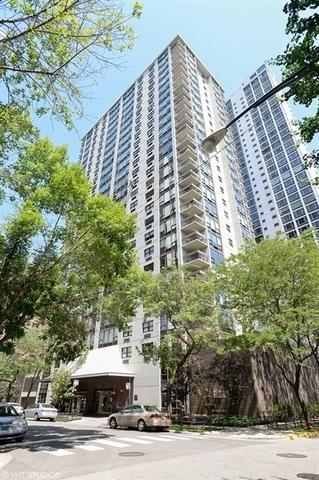 1313 N Ritchie Court #1804, Chicago, IL 60610 (MLS #09779271) :: Property Consultants Realty