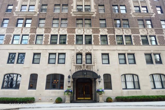 1448 N Lake Shore Drive 11C, Chicago, IL 60610 (MLS #09779361) :: Property Consultants Realty