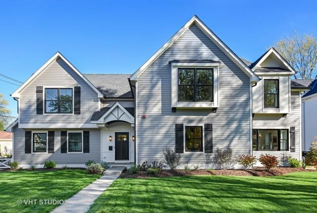 711 Prairie Avenue, Barrington, IL 60010 (MLS #09780625) :: The Jacobs Group