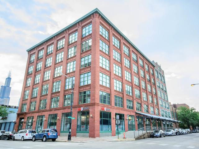 1017 W Washington Boulevard 6C, Chicago, IL 60607 (MLS #09781730) :: Property Consultants Realty