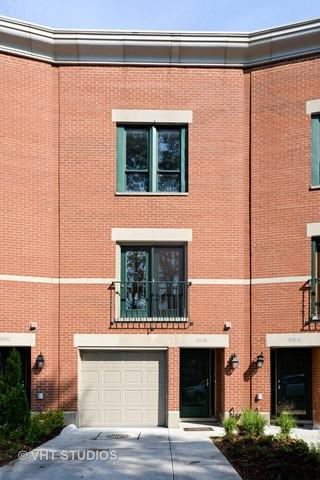 616 S Laflin Street B, Chicago, IL 60607 (MLS #09782406) :: Property Consultants Realty