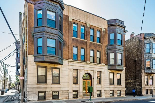 815 W Addison Street 3F, Chicago, IL 60613 (MLS #09782935) :: Property Consultants Realty