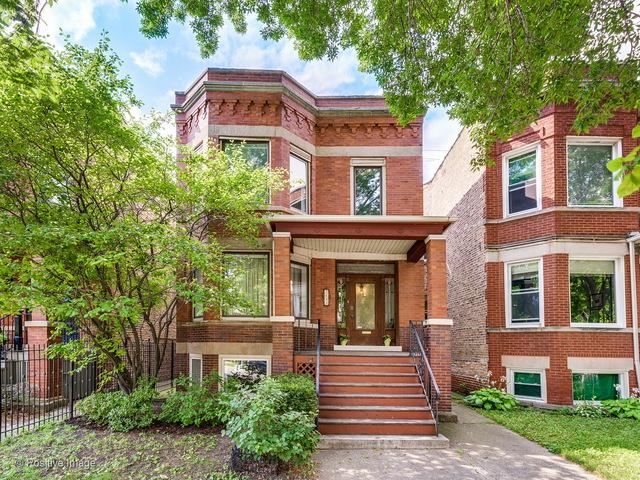 2145 W Addison Street, Chicago, IL 60618 (MLS #09785733) :: Touchstone Group