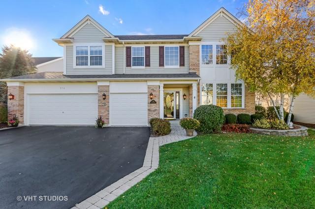 570 Dunhill Drive, Lake Zurich, IL 60047 (MLS #09793751) :: Helen Oliveri Real Estate