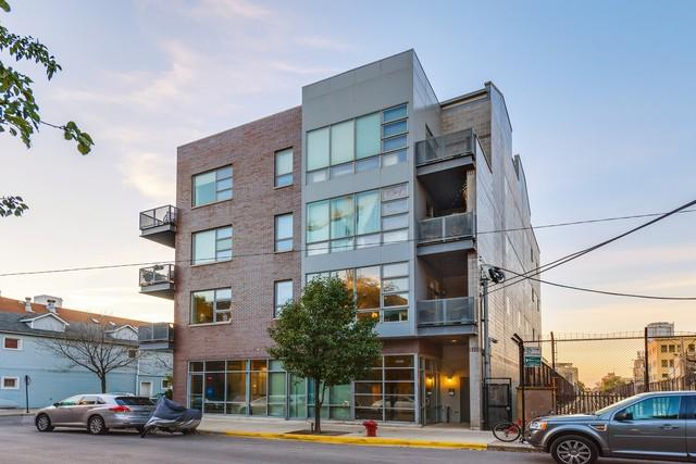 1250 N Paulina Street 2E, Chicago, IL 60622 (MLS #09798417) :: The Perotti Group