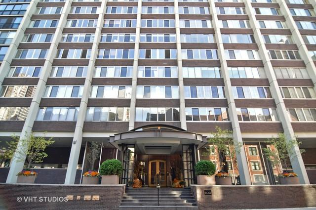 1 E Schiller Street 10A, Chicago, IL 60610 (MLS #09798517) :: Property Consultants Realty