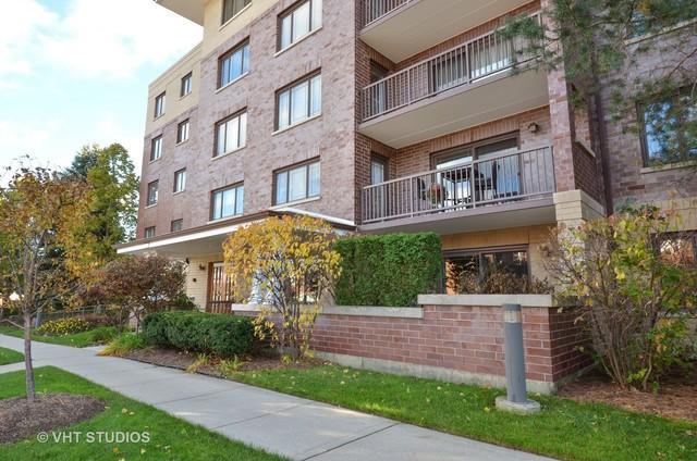 650 Laurel Avenue #505, Highland Park, IL 60035 (MLS #09798673) :: Domain Realty