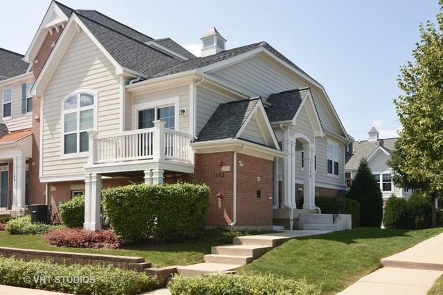 1150 Chelsea Drive, Lake Zurich, IL 60047 (MLS #09799928) :: Helen Oliveri Real Estate