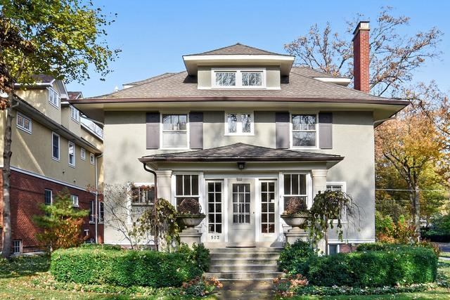 502 Washington Avenue, Wilmette, IL 60091 (MLS #09800932) :: Helen Oliveri Real Estate