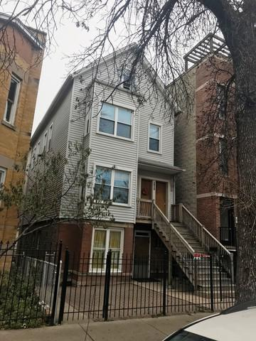 2828 W Palmer Street #3, Chicago, IL 60647 (MLS #09801587) :: Domain Realty