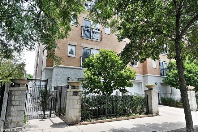 2021 N Kedzie Avenue 4D, Chicago, IL 60647 (MLS #09801611) :: Domain Realty