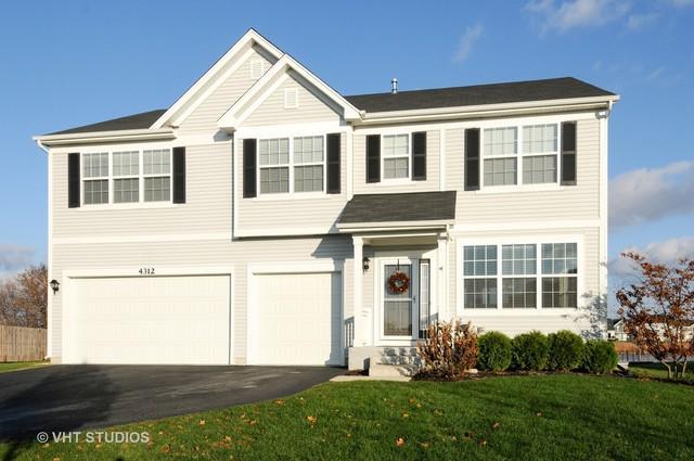 4312 Schofield Drive, Oswego, IL 60543 (MLS #09802119) :: The Dena Furlow Team - Keller Williams Realty