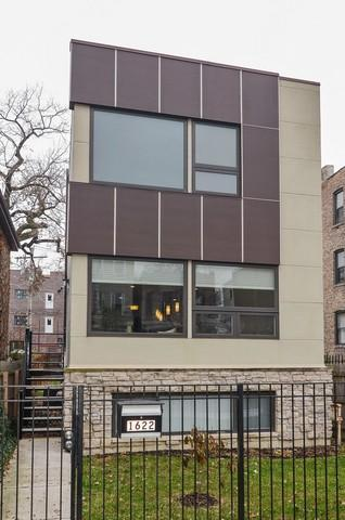 1622 N Richmond Street, Chicago, IL 60647 (MLS #09803072) :: Property Consultants Realty